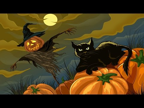 youtube filmek - Halloween Music & Spooky Music