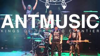 ANTMUSIC  -  KINGS OF THE WILD FRONTIER