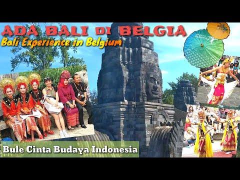 Indonesia Festival di Belgia | Pura Bali Terbesar di Luar Negeri | Bule Cinta Budaya Indonesia