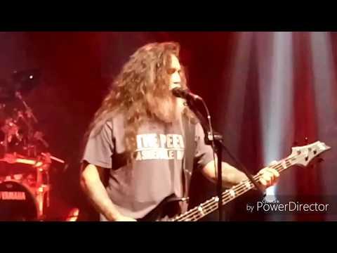 Slayer Live In Manila - Sound Check 10/11/2017