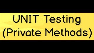 How to unit test private methods using VSTS unit test?