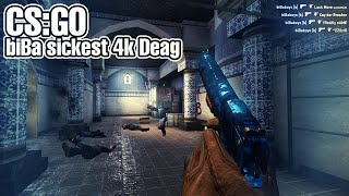 CS:GO - my sickest 4k deag ever by biBa