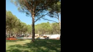 Camping Neus in l'Escala, Cala Montgo, Costa Brava, Girona, Spain