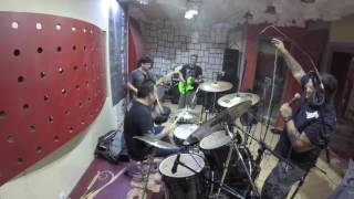 BIG JAVY & LOS TENAMPA - FULL BAND #RECORDING