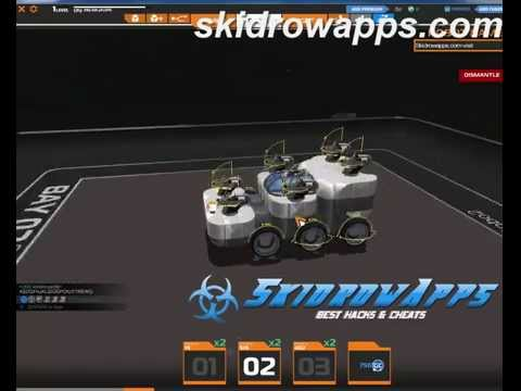 Robocraft - How to get RP Fast in 2015