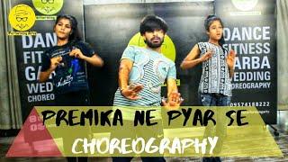 PREMIKA NE PYAR SE   DANCE CHOREOGRAPHY   ADA PERFORMING ARTS