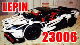Lepin 23006 Sport Superсar Preview