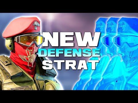 NEW Alibi Defense Strategy - Tips and Tricks - Exclusive Operation Para Bellum Rainbow Six Siege