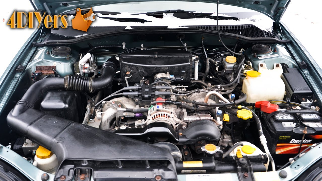 2001 Subaru Outback Parts Diagram Clarion Car Radio Stereo Audio Wiring Diy: Engine Bay Washing - Youtube