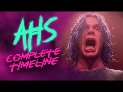 The Complete American Horror Story Timeline | Season 1 To Season 9 (All Seasons)
