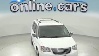 oA97535GP 2015 Chrysler Town &Country Passenger Mini Van White Test Drive, Review, For Sale