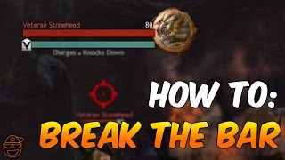 GW2: How to BREAK the Bar! - Reaper   Necromancer   Guild Wars 2