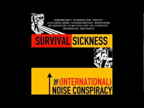 the international noise conspiracy enslavement blues