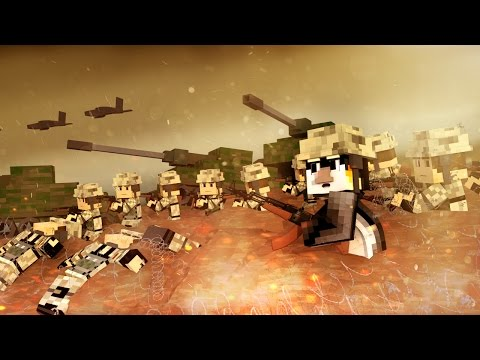 Minecraft | Morph Hide and Seek - WORLD WAR 2: Dday Aftermath! (WHO IS THE SPY?)