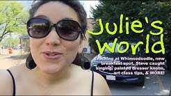 Julie's World Vlog: August 27 - September 2, 2018