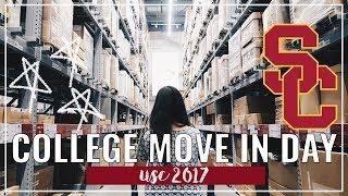 Video College Move In Day 2017 | USC Vlog 67 download MP3, 3GP, MP4, WEBM, AVI, FLV Desember 2017