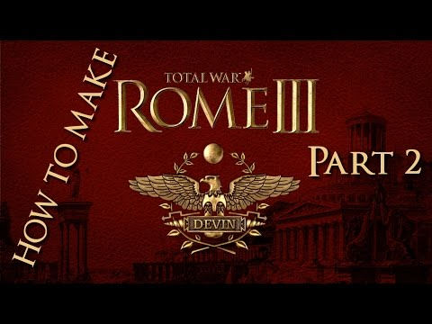How to Make Rome 3 - Part 2 of 5 - A Backseat Game Design Thesis