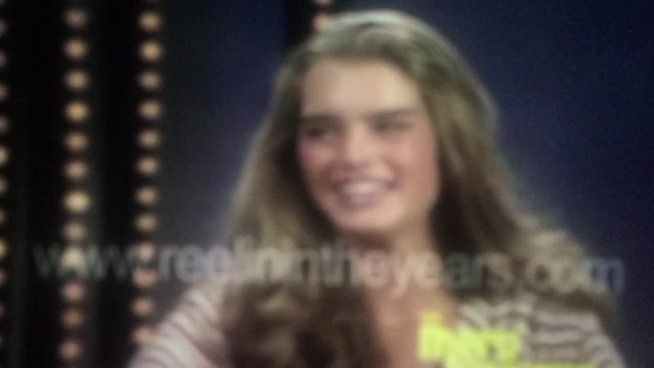 Night Late With Brooke Shields - Brookes Rap - YouTube