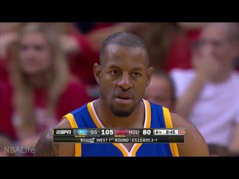 Andre Iguodala Full 2016 NBA Playoffs Highlights
