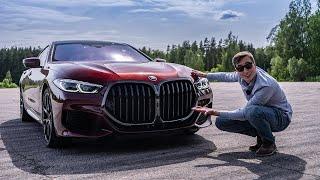 БМВ, смотрите КАК НАДО делать БМВ! BMW 8 серии 2020