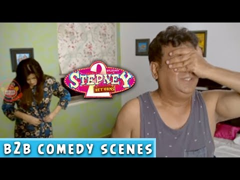 Stepney 2 Returns Comedy Scenes | Latest Hyderbadi Movie | Gullu Dada, Pentali Sen, Akber Bin Tabar thumbnail