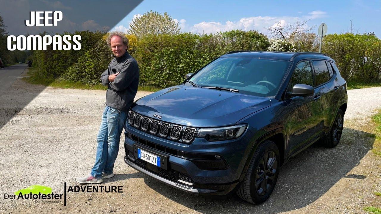 Jeep Compass (2021) - 80TH Anniversary - Kompakt SUV mit technischen Innovationen -  Review I Test