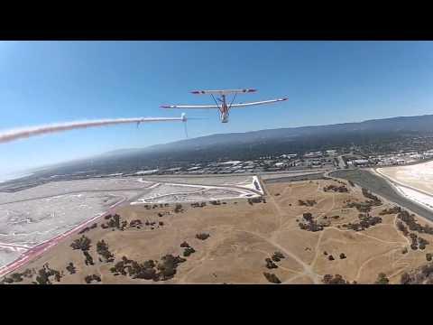 FPV   съемка с вертолета на радиоуправлении