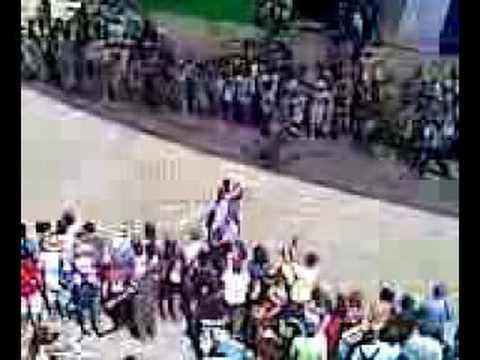 Desfile EXPO '08 CIRCO DEL SOL