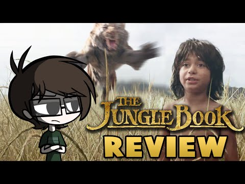 REVIEW - The Jungle Book 2016 - Am I the only one that didn't like it?