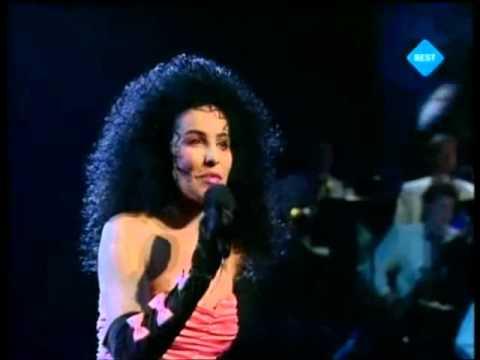 Eurovision 1989 - Spain - Nina - Nacida para amar
