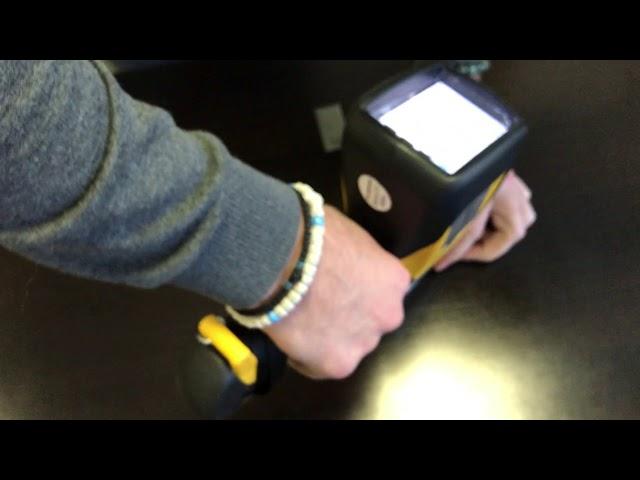 Спектрометр для химического контроля металла и сплавов