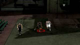 Harotenian 360 on LeBron NBA 2K10