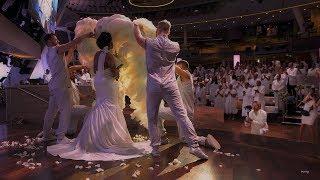 Royal Wedding - Royal Caribbean Celebrity Wedding that is... Star Jones