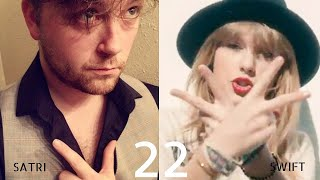 22-taylor swift metal cover!! -
