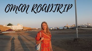 Sur To Muscat, Oman: Goats, sinkhole, bazaar | travel vlog