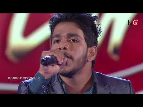 Dream Star Season 07   Final 14 - Shalin Kaushalya ( 16-09-2017 )