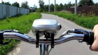 Yamasaki - велосипед с электродвигателем.(, 2012-07-27T14:57:24.000Z)