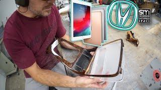 Acura CL iPad mini FLOAT MOUNT, part 1