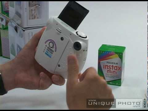 Fujifilm Instax Mini 7S Camera Demonstration