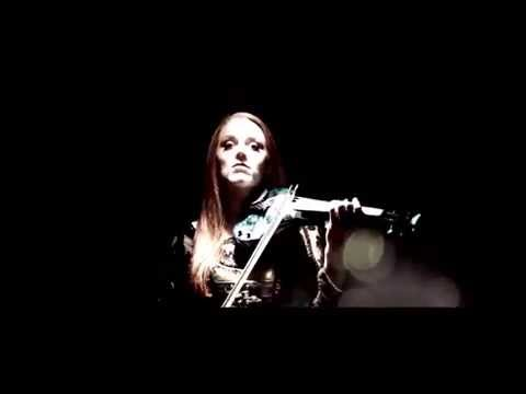 Electric violin cover of Abney Park- Sleep Isabella- Lauren Charlotte OFFICIAL MUSIC VIDEO