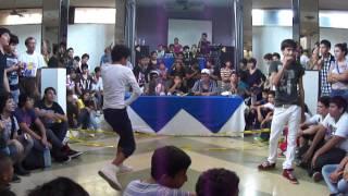 E-Motion 2 Mérida Yucatán Final Cat. SILVER! Pedrero(B.A.C.) vs Celmo(A.A.)