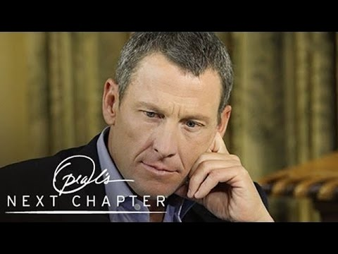 Lance Armstrong On Telling His Son The Truth | Oprah's Next Chapter | Oprah Winfrey Network