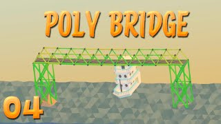 Doppel-Mega-Jump-Sprung-of-Doom! | 04 | POLY BRIDGE
