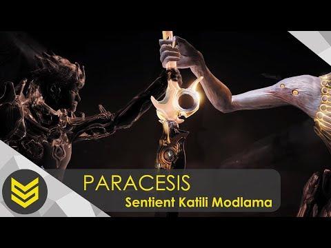 Warframe: PARACESIS | Sentient Katili İnceleme ve Modlama thumbnail