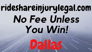 Uber Accident Attorney Dallas  Get a NoRisk, NoFee Consultation Today  No Fee Until You Get Paid