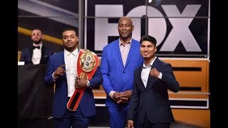 Mikey Garcia PROVES Tru School Sports WRONG By Fighting Errol Spence Jr!!!