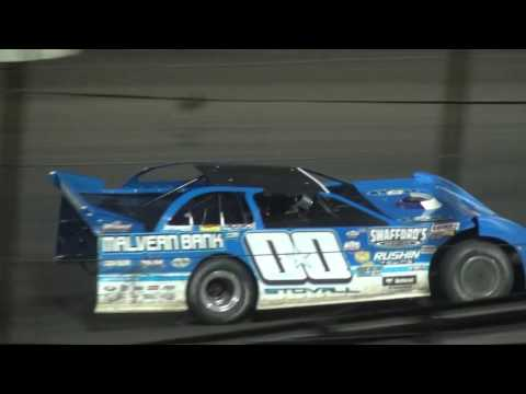 Lucas Oil MLRA Late Model feature Southern Iowa Speedway 6/2/16