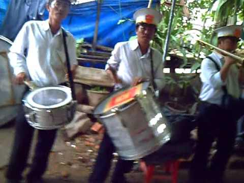 Dam tang ba noi Cach 2
