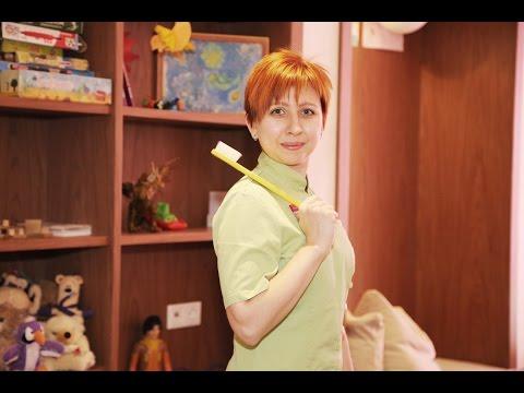 """Антонина Гецман. Курс """"Лечение пульпитов и периодонтитов в детской стоматологии"""""""