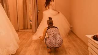Меряю Свадебное платье Свадебный шоу-рум